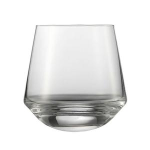 Schott Zwiesel Pure Tritan Crystal 13.4 Ounce Dancing Tumbler, Set of 2