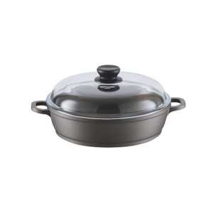 Berndes Tradition Induction Covered 4 Quart Sauté Casserole Pan