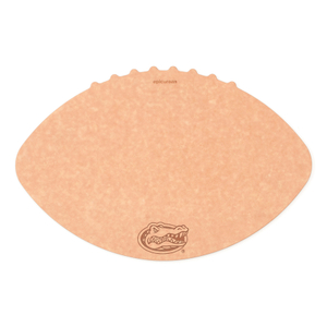 Epicurean University of Florida 16 x 10.5 Inch Football Cutting and Serving Board