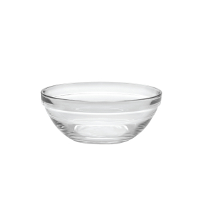 Duralex Lys Clear Glass 5.5 Inch Stackable Bowl