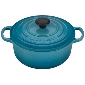 Le Creuset Caribbean Signature Round Dutch Oven