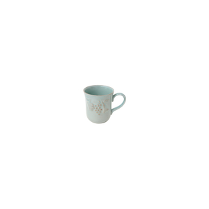 Casafina Madeira Harvest Blue Stoneware 10 Ounce Coffee Mug