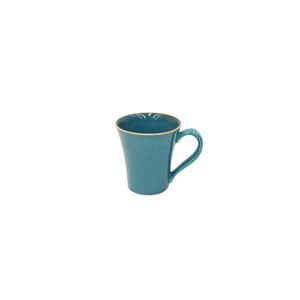 Casafina Sardegna Blue Stoneware 12 Ounce Mug