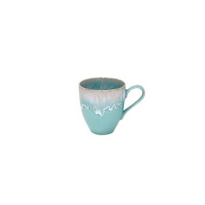 Casafina Taormina Aqua Stoneware 14 Ounce Mug