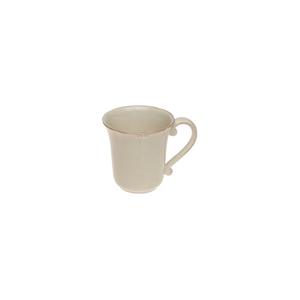 Casafina Vintage Port Cream Stoneware 12 Ounce Coffee Mug