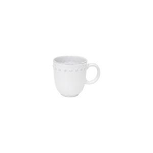 Costa Nova Pearl White Mug, Set of 6