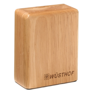 Wusthof Beechwood 6-Slot Steak Knife Block