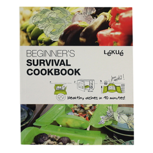 Lekue Beginner's Survival Guide Cookbook