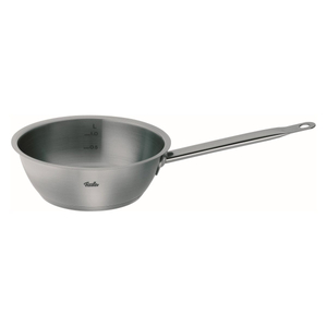 Fissler Original Pro Collection Stainless Steel Conical Pan, 7.9 Inch