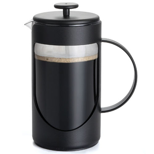 BonJour Ami-Matin Black Flavor Lock French Press, 8 Cup