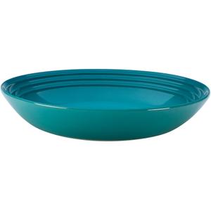 Le Creuset Caribbean Stoneware 10 Inch Pasta Bowl