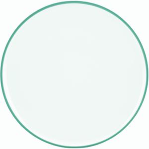 Dansk Kobenstyle Teal Stoneware Serving Platter