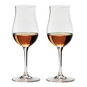 Riedel Sommeliers 5.6 Ounce Cognac V.S.O.P Bar Glass, Set of 2