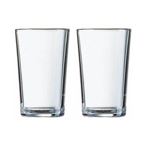 Luminarc Conique 7 Ounce Plain Juice Glass, Set of 6