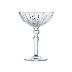 Nachtmann Noblesse Crystal 6.3 Ounce Cocktail Glass, Set of 2
