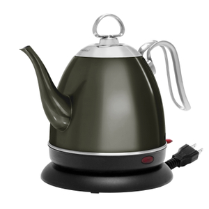 Chantal Mia Ekettle Onyx Stainless Steel 32 Ounce Electric Water Kettle