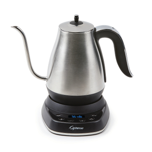 Capresso Stainless Steel 40 Ounce Electric Pour-Over Kettle