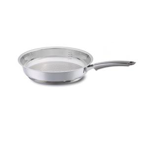 Fissler Crispy Steelux 8 Inch Premium Fry Pan