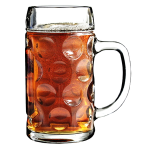 Stolzle Oktoberfest 17.5 Ounce Glass Beer Mug