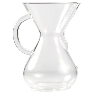 Chemex Glass Coffee Maker With Handle, 40 Ounce