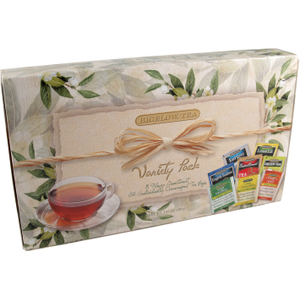 Bigelow Assorted Fine and Herbal Tea 8 Flavor Gift Box
