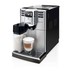 Saeco Incanto Stainless Steel Super-Automatic Espresso Machine with AquaClean Filter