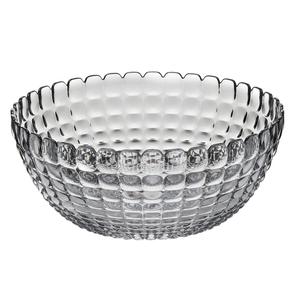 Guzzini Tiffany Grey Acrylic Extra-Large Bowl
