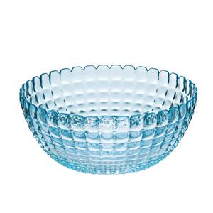 Guzzini Tiffany Sea Blue Acrylic Extra Large Bowl
