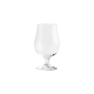 Stolzle Lausitz Bierpokale German Made Lead Free Crystal Berlin Beer Glass, Set of 6
