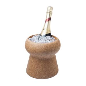 Final Touch 2.25-Liter Champagne & Wine Cork Beverage Bin