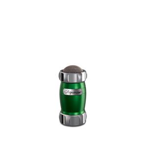Marcato Atlas Green Flour Dispenser with Mesh Screen