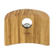 Cristel Mutine Olive Wood Thermodur Resin Detachable Side Handle