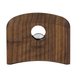 Cristel Walnut Wood Thermodur Resin Detachable Side Handle