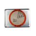 Silpat Orange Fiberglass Mesh Non-Stick 9 Inch Round Baking Mat