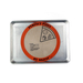 Silpat Orange Fiberglass Mesh Non-Stick 12 Inch Round Baking Mat