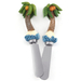 Stainless Steel Palm Tree Spreaders 4pc. Set