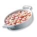 Revol Belle Cuisine White Porcelain 8.75 Ounce Oval Creme Brulee Dish