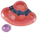 Red Hat Serving Platter Set 2 Pcs