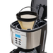 Capresso Stainless Steel 12-Cup Coffee Maker