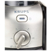 Krups Burr Coffee Grinder Black & Stainless Steel with 17 Fineness Settings