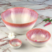 Carmel Ceramica Honeysuckle Stoneware 4.5 Inch Bowl