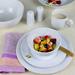 Carmel Ceramica Cozina White Soup and Cereal Bowl