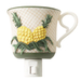 Manual Woodworkers Pineapple Teacup Night Light 2 Piece Set