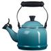 Le Creuset Caribbean Enamel On Steel Demi Tea Kettle, 1.25 Quart