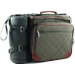 """""""Baby Boo"""" Olive Deluxe Insulated Diaper Bag"""