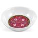 Red and White Longevity Asian Ware Melamine Sauce Dish