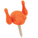 Norpro Orange Reusable Turkey and Poultry Timer