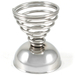 Stainless Steel Egg Cup Spiral Wired Holder