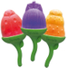 Tovolo Green Bug Pop Mold, Set of 6
