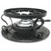 Swissmar Black Wrought Iron Rechaud with Fondue Burner